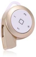 Wonder World � Mini A8 Snail Headphones In-ear Earphone Cute Music Headset with Mic(Gold, In the Ear)