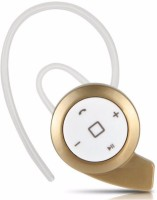 Wonder World � Smallest Universal Stereo Earphone Mini V4.0 Handfree Snails for All Smartphone Headset with Mic(Gold, In the Ear)
