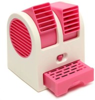 View POWERNRI Mini Fresh Air Cooler With Fragrance USB Air Freshener(Multicolor) Laptop Accessories Price Online(POWERNRI)