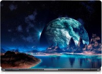 Ganesh Arts Awesome Space HD High Quality Eco vinyl Laptop Decal 15.6
