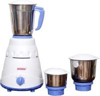 Sameer i-Flo 500 W Mixer Grinder(White, 3 Jars)