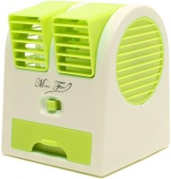 View SK Zoom12 Sk35 USB Fan(Green) Laptop Accessories Price Online(SK)