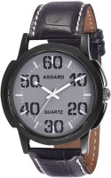 Asgard 102-BK-BK  Analog Watch For Unisex
