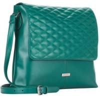 Oriflame Sweden Waterproof Sling Bag(Green, 12 inch)