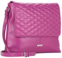 Oriflame Sweden Waterproof Sling Bag(Pink, 12 inch)
