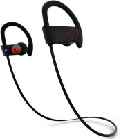 View CROSSBEATS RAGA V2 Wireless Headphones Stereo Dynamic Headphones bluetooth Headphones(Black, In the Ear) Laptop Accessories Price Online(CrossBeats)