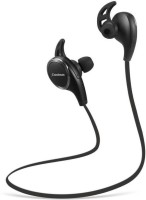 View CrossBeats Ultra-V2 bluetooth Headphone(Black, In the Ear) Laptop Accessories Price Online(CrossBeats)