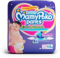MamyPoko Pants - XL(15 Pieces)