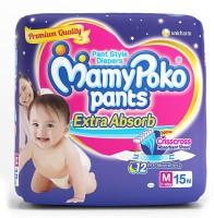 MamyPoko Pants - M(15 Pieces)