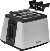 Whirlpool 77011 900 Pop Up Toaster(Silver)