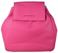 Cross Women Pink PU Hobo