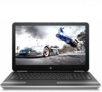 HP Core i5 7th Gen - (8 GB/1 TB HDD/Windows 10 Home/4 GB Graphics) 15-au114TX Laptop(15.6 inch, Natural SIlver, 2.03 kg)