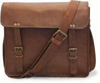 CRAFAT Shoulder Bag(Brown, 7 L)