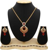 Apara Alloy Jewel Set(Gold)