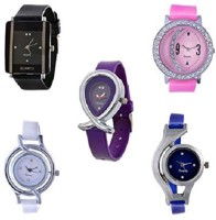 ReniSales New Special Offer Combo In Low Price Watch - For Girls