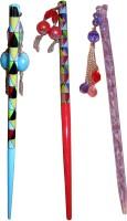 Style Tweak Juda Stick Hair Accessory Set(Multicolor) - Price 430 78 % Off