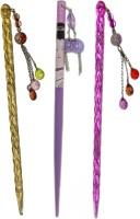 Sanskruti Juda Stick Hair Accessory Set(Multicolor) - Price 430 78 % Off
