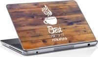 View Sai Enterprises Coffee-time-Best vinyl Laptop Decal 15.6 Laptop Accessories Price Online(Sai Enterprises)