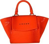 Cross Women Orange PU Sling Bag