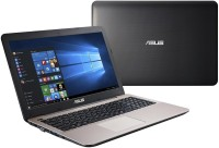 Asus A-SERIES Core i3 5th Gen - (4 GB/1 TB HDD/Windows 10 Home/2 GB Graphics) A555LF-XX406T Laptop(
