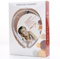 Wonder World � HBS-730 1-to-2 CSR Premium 4.0 EDR Sport Phone Headset with Mic(White, In the Ear)