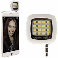 Doodads 3.5 Selfie Flash(Adjustable Brightness Multicolor)