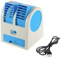 View Capstone Mini Cooler ZR-19 USB Air Freshener(Blue) Laptop Accessories Price Online(Capstone)