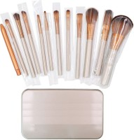 VibeX � High quality Power brush URBAN makeup brushes sets Professional(Pack of 12) - Price 899 77 % Off