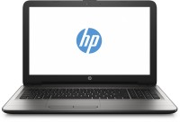 HP Core i5 6th Gen - (4 GB/1 TB HDD/DOS) 15-ay084tu Laptop(15.6 inch, Silver, 2.19 kg)