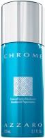 Buy azzaro crome Deodorants