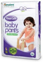 Himalaya total care baby pants diaper L54 pcs - L(54 Pieces)