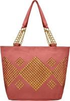 tap fashion Shoulder Bag(Pink)