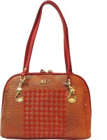 Mex Hand-held Bag(Red, Brown)