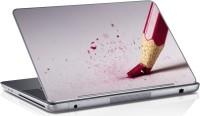 View Sai Enterprises Broken-pencil-tip vinyl Laptop Decal 15.6 Laptop Accessories Price Online(Sai Enterprises)