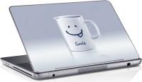 View Sai Enterprises Funny-smiley-cup vinyl Laptop Decal 15.6 Laptop Accessories Price Online(Sai Enterprises)