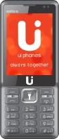 UI Phones Selfie 3(Grey & Black) - Price 1439 8 % Off