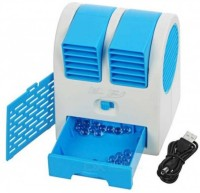View Any Time Buy Mini Cooler 89 Blue Gadget USB Fan(Blue) Laptop Accessories Price Online(Any Time Buy)