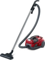 View Panasonic MC-CL563R Dry Vacuum Cleaner(Red and Grey) Home Appliances Price Online(Panasonic)