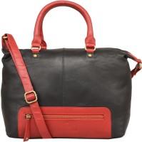 Leaderachi Messenger Bag(Black, Red)