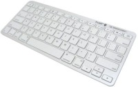 Inland 71101 Bluetooth Tablet Keyboard(White)