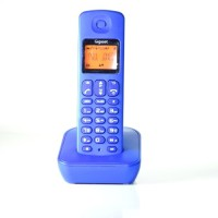 View Gigaset A100 Cordless Landline Phone(Blue) Home Appliances Price Online(Gigaset)