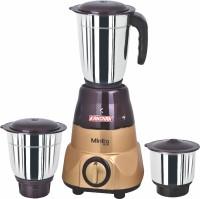 Kanchan Minito Plus 500 W Mixer Grinder(Brown, 3 Jars)
