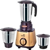 Kanchan Spindo Plus 500 W Mixer Grinder(Brown, 3 Jars)