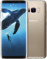 Samsung Galaxy S8 (Maple Gold, 64 GB)(4 GB RAM)
