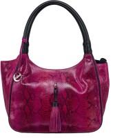 Klasse Women Pink Genuine Leather Shoulder Bag