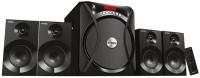 View Intex IT RIDER SUF Bluetooth Laptop/Desktop Speaker(Black, 4.1 Channel) Laptop Accessories Price Online(Intex)