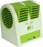 View Capstone Mini Cooler ZR-33 USB Air Freshener(Green) Laptop Accessories Price Online(Capstone)