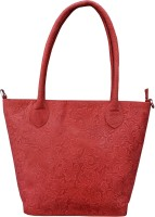 Tamanna Hand-held Bag(Red)