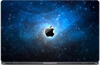 View HD Arts Blue Galaxy Apple Logo ECO Vinyl Laptop Decal 15.6 Laptop Accessories Price Online(HD Arts)
