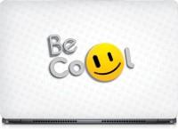 HD Arts Be Cool Sparkle Laptop Skin . ECO Vinyl Laptop Decal 15.6